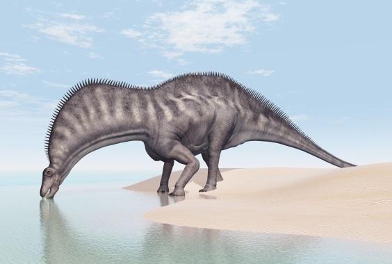 アマルガサウルス