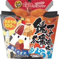 からあげクン-銚子本醤油味