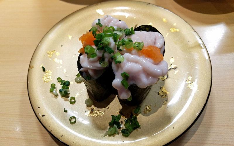 佐渡廻転寿司-弁慶-白子
