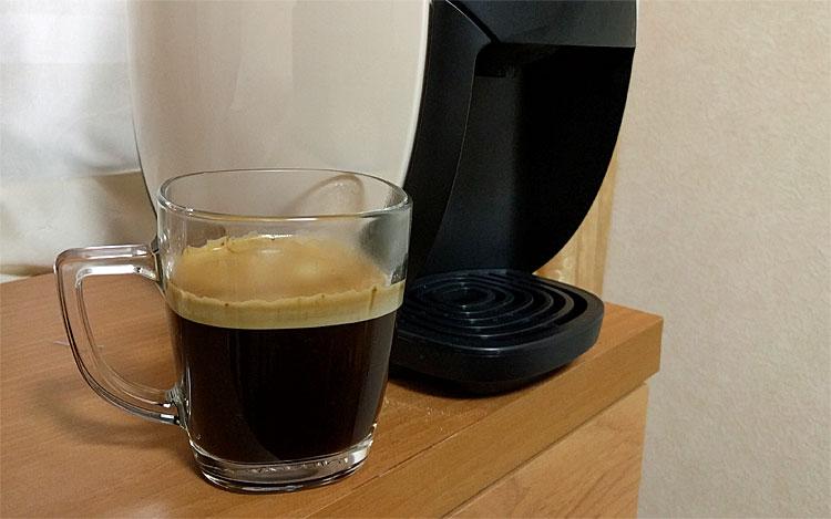 バリスタ i(アイ) ブラックコーヒー