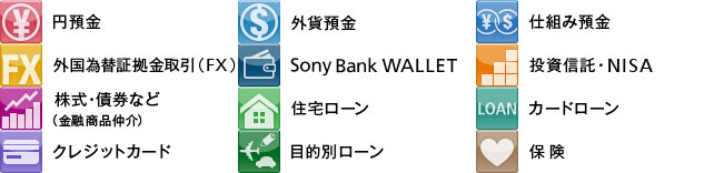 sony-bank-items