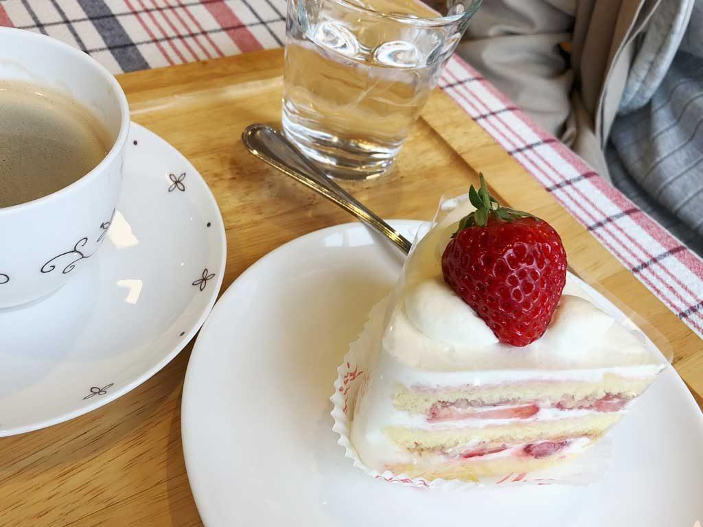 風花_イチゴショートケーキ