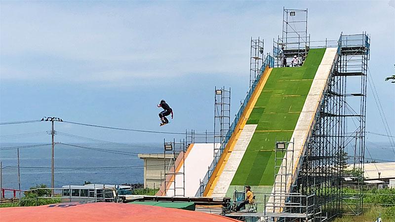 日本海スケートパーク