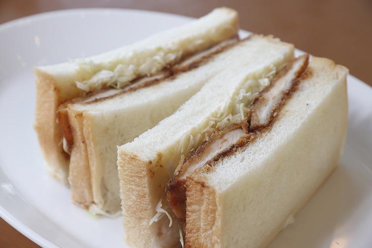 名古屋味噌カツサンド<名古屋>