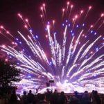 咲花温泉水中花火大会(6月の花火大会)