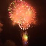 浦佐夏まつり・大煙火大会(7月の花火大会)