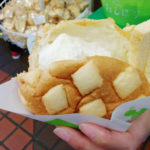 世界で2番めにおいしい焼きたてメロンパンアイス